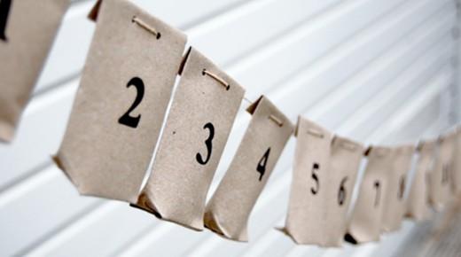 10 calendriers de l'avent pour vous inspirer : Noël approche à grands pas   !